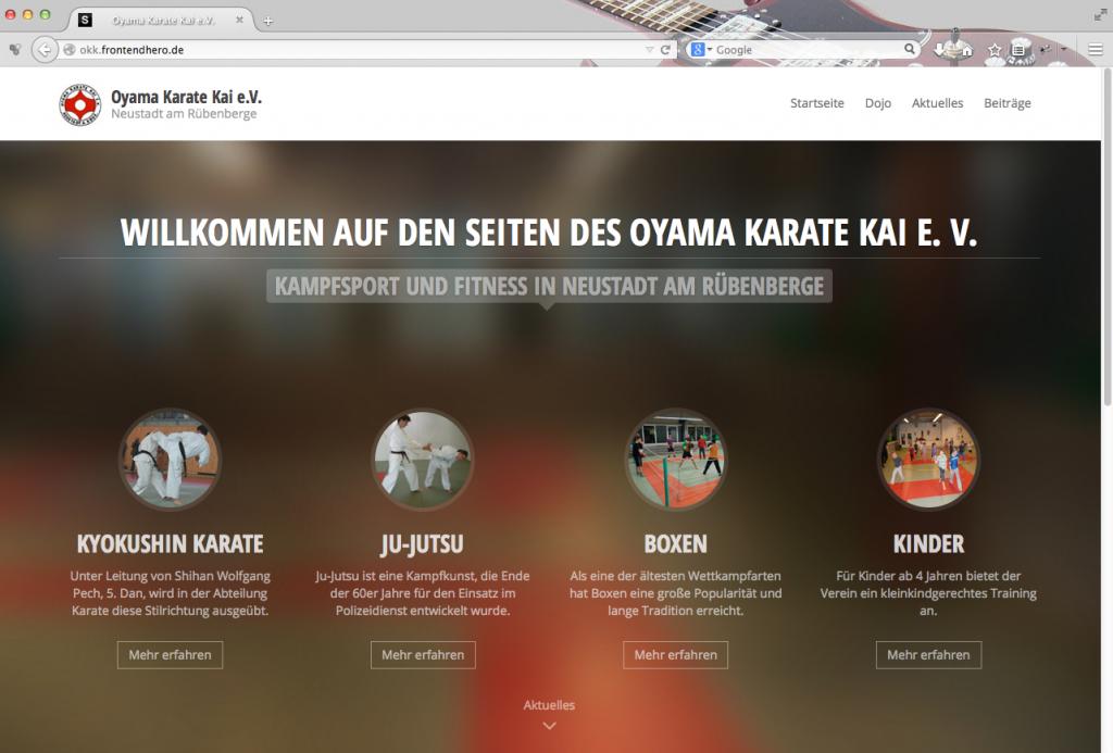 Website-OKK