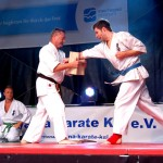 Bruchtest Karate