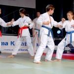 Sambon Kumite Kinder Karate