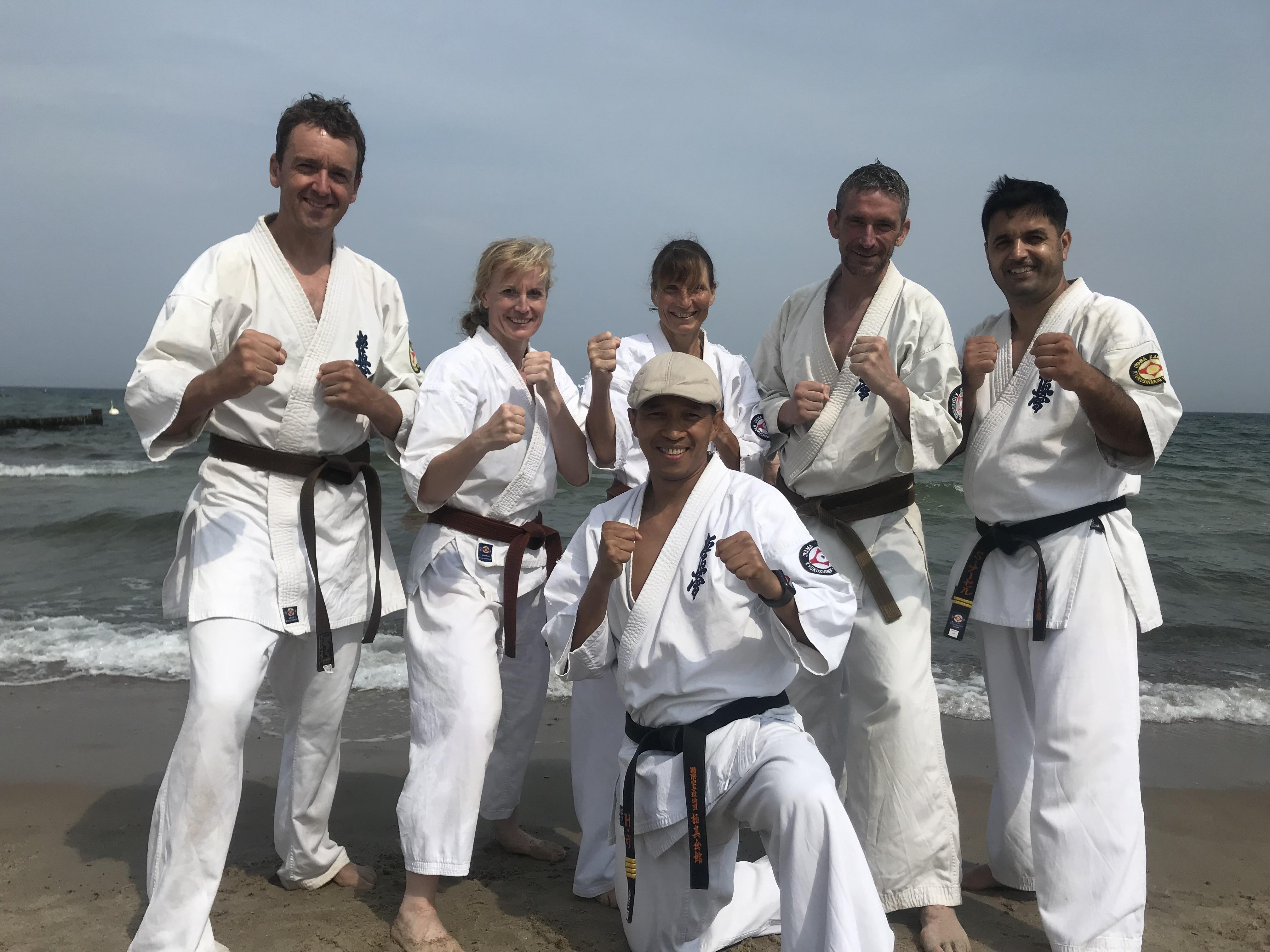 Neue Dan-Träger im Oyama Karate Kai e.V.