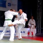 Fußtechniken Karate
