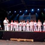 Gruppenfoto Oyama Karate Kai e. V. Neustadt am Rübenberge